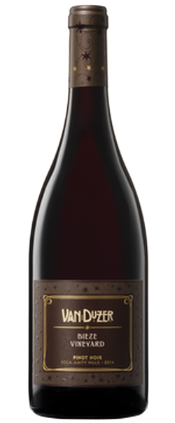 2015 BIEZE VINEYARD PINOT NOIR