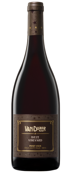 2014 BIEZE VINEYARD PINOT NOIR