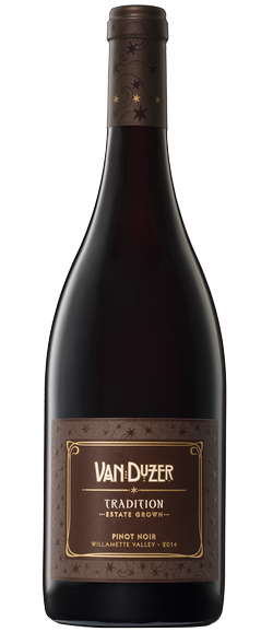 2014 TRADITION PINOT NOIR