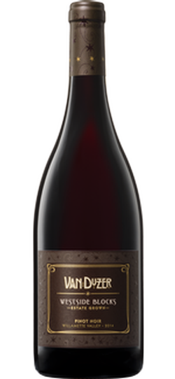 2015 WESTSIDE BLOCKS PINOT NOIR Image