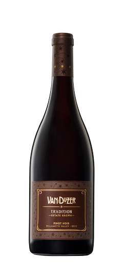 2015 TRADITION PINOT NOIR