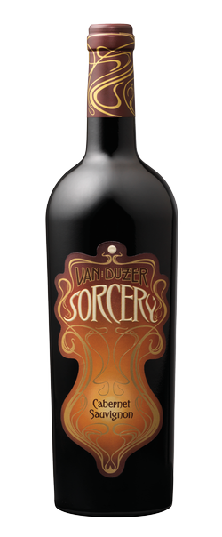 2013 SORCERY CABERNET SAUVIGNON - $5 DONATION TO CALIFORNIA WILDFIRE RELIEF